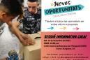 El Centre de Noves Oportunitats ofereix diferents itineraris formatius pel curs 2021 – 2022