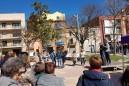 Calaf reivindica la dona rural, migrant i treballadora de la llar durant el 8 de març