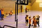 17 equips han participat aquest diumenge en la 4a Trobada de Bàsquet de Calaf