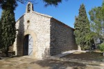 Finalitzen les obres de consolidació de l'ermita de Sant Sebastià