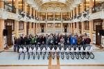 Calaf rep dues bicicletes elèctriques destinades als serveis municipals