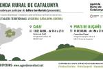 El 13 de juliol Calaf acollirà un dels tallers territorials de l'Agenda Rural de Catalunya