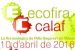 Més de 60 expositors participaran, el 10 d'abril, a la primera EcoFira de Calaf