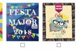 Oberta la votació popular per escollir el cartell guanyador de la Festa Major de Calaf 2018