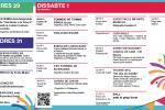 Ja es pot consultar el programa amb totes les activitats de Festa Major!
