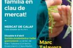 Sortida etnobotànica i taller gastronòmic en clau de mercat a Calaf!