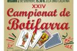 Arriba el XXIV Campionat de Botifarra del Casino de Calaf