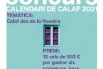 L'Ajuntament convoca el concurs fotogràfic del calendari de Calaf 2021