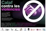 Calaf es consciencia envers les violències durant el mes de novembre