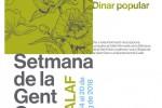 Arriba la III Setmana de la Gent Gran de Calaf que inclourà el 1r Festival d'Havaneres de Secà