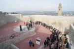 Visita guiada i gratuïta al castell de Calaf (1r dissabte de cada mes)