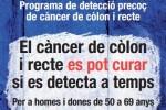 Calaf entrarà el maig del 2017 dins del programa de detecció precoç del càncer de còlon