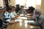 Calaf signa un conveni per a la creació d'horts urbans