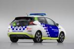 El nou cotxe dels vigilants municipals de Calaf serà 100% elèctric