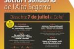 Calaf acollirà la Jornada de l'Economia Social i Solidària de l'Alta Segarra