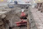 Les obres del carrer del Mestre Manel Giralt de Calaf es prorroguen fins al 29 febrer