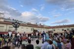 Els geganters i grallers de Calaf celebren els seus 25 anys amb una gran festa