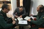 La Guàrdia Civil entrega les claus de l'antiga caserna a l'Ajuntament de Calaf