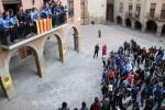 La UE Calaf guanya contra el Sant Pere Nord i aconsegueix l'ascens a Segona Catalana