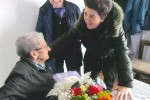 La calafina Inesida Fernández celebra els 101 anys