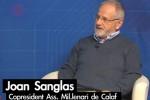 Entrevista al copresident de l'Associació del Mil·lenari de Calaf, mossèn Joan Sanglas a Canal Taronja