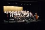 """La solemne cantata """"Cant a Calaf"""" posa fi a la celebració del Mil·lenari"""