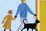Entra en vigor el decret de prealerta de prevenció de nevades a Calaf