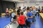 Recollida de tiquets per al sopar popular de la Festa Major, del 24 al 31 d'agost