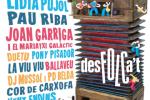 Kepa Junkera, Moxie, Lídia Pujol, Pau Riba i Joan Garriga i el Mariatxi Galàctic, plats forts de la 27a edició del Desfolca't
