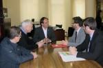 El director general de Joventut visita Calaf per conèixer els seus projectes en aquest àmbit