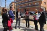 Visita del departament de Benestar a Calaf per conèixer el funcionament del CDIAP