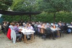El Centre de Dia organitza una sardinada i presenta la nova empresa gestora