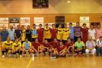 L'EFSAS guanya per 3 a 0 davant del Padre Damián en el partit de Festa Major