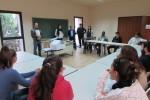 13 joves inicien un programa d'inserció laboral a través de pràctiques professionalitzadores en empreses de Calaf