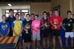 El Club de Tennis de Taula ha organitzat dos tornejos durant aquesta Festa Major