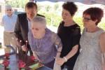 La calafina Josefa Muxí rep la Medalla Centenària