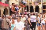 Calaf viu una de les festes majors més  participades dels darrers anys
