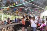 La Pineda celebra una animada Festa Major, acompanyada de les altes temperatures