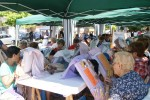 L'associació ARCA de Calaf organitza una participada trobada de puntaires
