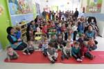 """Alumnes de l'Escola de Música ofereixen un concert de Santa Cecília a la llar d'infants """"La Boireta"""""""