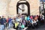 Més de 70 persones van seguir la segona etapa del Terminus calafinus
