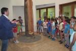 Els alumnes de 3r, de visita a l'Ajuntament