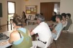 El CRO va acollir divendres una interessant xerrada sobre treballar a l'estranger