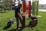 Calaf organitza una caminada popular per inaugurar la senyalització de la 'ruta de les escultures'