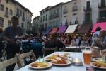 El 'Tasta la plaça!!!' es consolida com una proposta gastronòmica referent de l'Alta Segarra