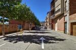 Calaf modifica a sentit únic la circulació del tram del carrer Laureà Figuerola entre el passeig Santa Calamanda i el carrer Onze de setembre