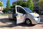 Comença el nou servei de transport a demanda