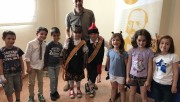 Jordi Solsona i Duna Masafret nous hereu i pubilla de Calaf