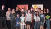 Poesia i música, grans protagonistes de la Diada de Sant Jordi calafina