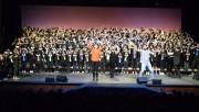 Ple absolut al Casal de Calaf en la cantata dels 20 anys de l'Escola Municipal de Música